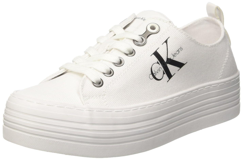 惨めな価値役員[Calvin Klein] レディース US サイズ: 6 F(M) UK / 8 B(M) US カラー: ホワイト
