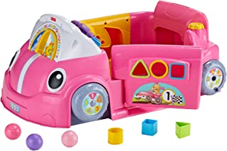 Laugh & Learn Etapas de Smart Crawl Azul alrededor coche, Auto Smart Stages, rosa, Rosado