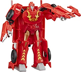 Transformers Toys Cyberverse Ultra Class Hot Rod Action Figure - Combines with Energon Armor to Power Up - For Kids Ages 6...