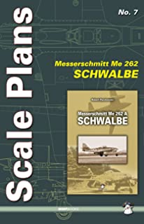 Me 262 A Schwalbe (Scale Plans)