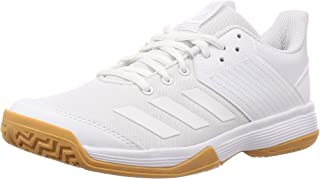 Adidas Ligra 6 Voleybol Erkek Ayakkabısı, Beyaz Size: