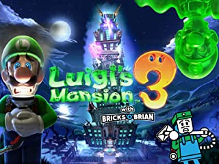 Clip: Luigi's Mansion 3 with Bricks 'O' Brian!