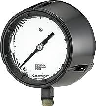 Best ashcroft 1259 pressure gauge Reviews