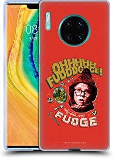 Official A Christmas Story Oh Fudge Composed Art Soft Gel Case Compatible for Huawei Mate 30 Pro / 5G