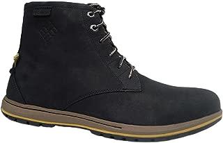 columbia mens backramp waterproof techlite snow boots black