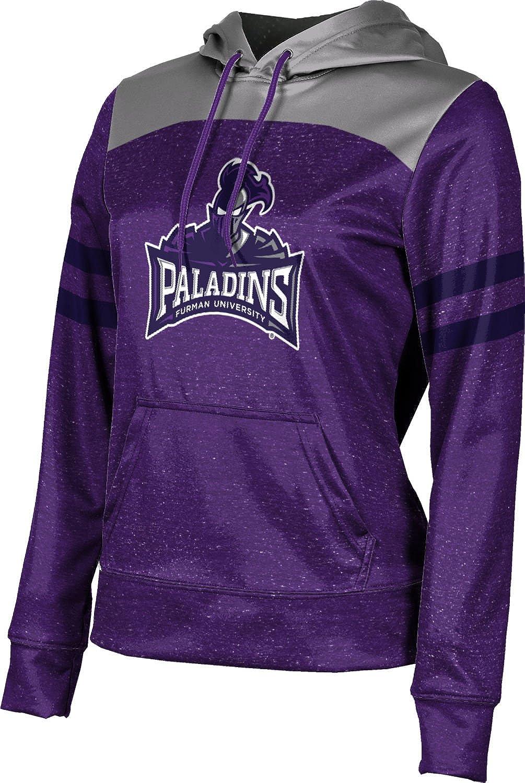 Furman University Girls' Pullover Hoodie, School Spirit Sweatshirt (Gameday)