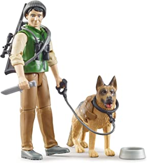 Bruder 62660 bworld Forester with Dog and Accessories