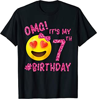 happy birthday 7