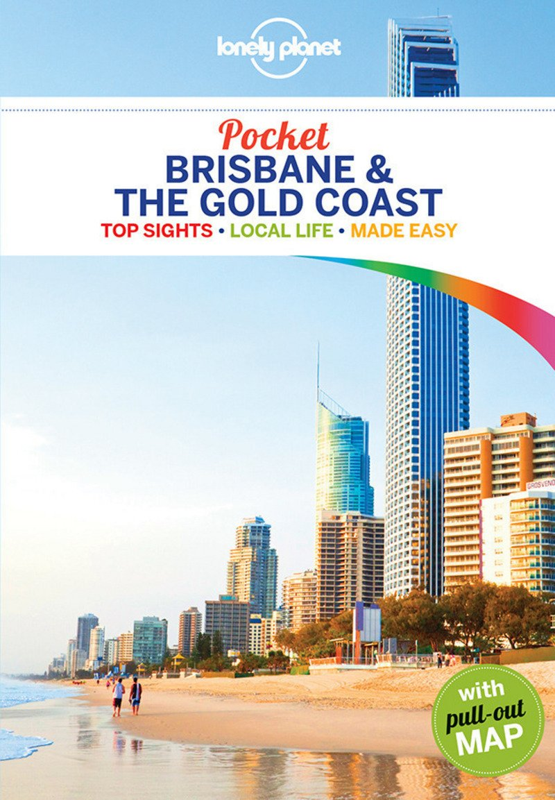 Download Lonely Planet Pocket Brisbane & The Gold Coast Lingua Inglese 