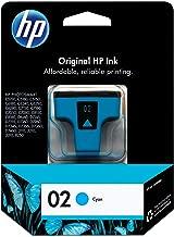 HP 02 | Ink Cartridge | Cyan | C8771WN