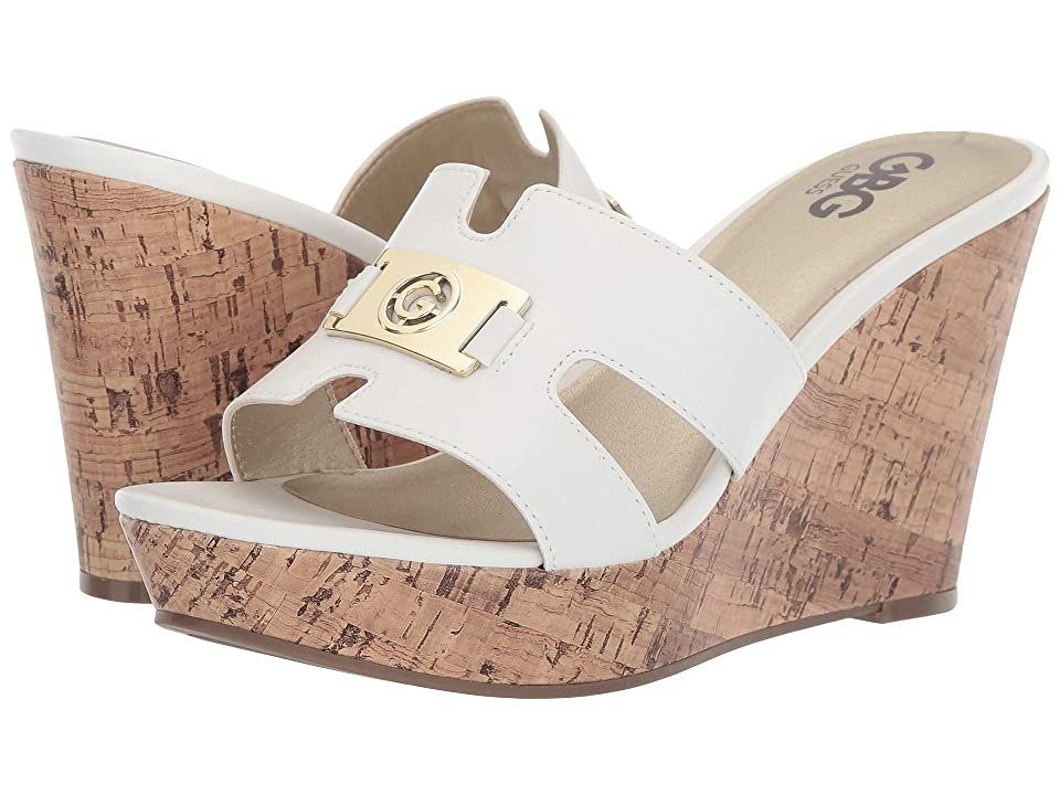 G by GUESS Masy2 (White) Women