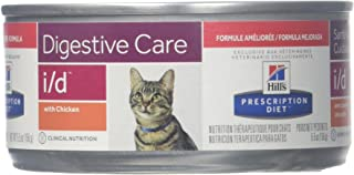 Hill`s Diet i/d Feline Gastrointestinal Health Canned Cat Food (24-5.5oz cans)