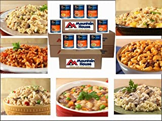 Mountain House 1 Year Entrees Emergency Food