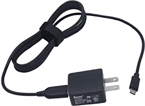 UL Listed AC Charger for Amazon Kindle Fire HDX 8.9 Inches Fire 7 Fire 7 Kids Edition HDX 7 Inches HD 6 with 5ft Power Supply Adapter Cord