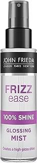 John Frieda Frizz Ease Shine Glossing Mist for Frizzy Hair, 75 ml
