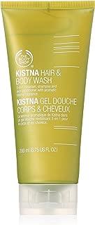 The Body Shop Kistna Hair & Body Wash, 6.75 Fluid Ounce