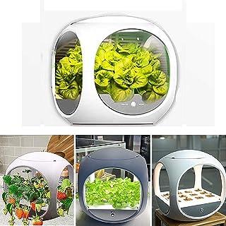 LED屋内ハーブガーデン、水耕栽培システム、野菜用ホームミニ栽培システム、多肉植物、部屋の雰囲気、装飾ギフト