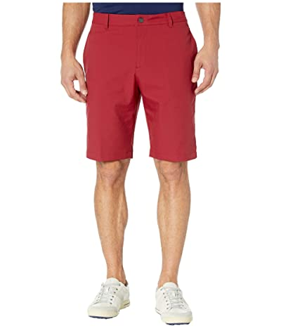 PUMA Golf Jackpot Shorts (Rhubarb) Men