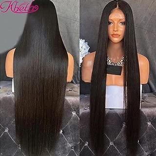 Kbeth Straight Bundles 20 22 24 Inch Total 300g Hair 10a Grade 100% Unprocessed Brazilian Virgin Human Hair Straight Bundles with Natural Black Color Soft Hair for Black Women (20 22 24)