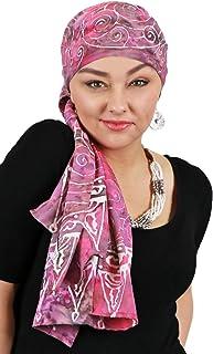وشاح الرأس للنساء السرطان أغطية الرأس الكيميائي والأوشحة غطاء الرأس عمامة رئيس التفاف 15 بوصة × 60 بوصة