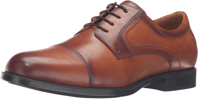 Florsheim Single Shoe - Midtown Cap Toe Oxford