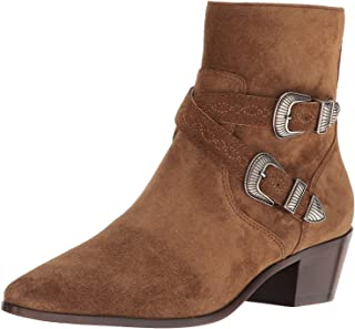 FRYE Women's Ellen Buckle Short Western Boot