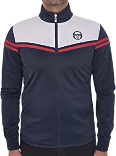 Mens Zone Casual Track Jacket - XL Navy,White