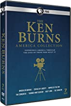 The Ken Burns America Collection Region 2 UK Version