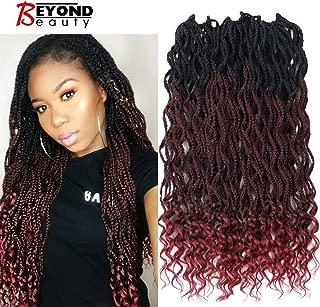 Best curly box braids crochet hair Reviews