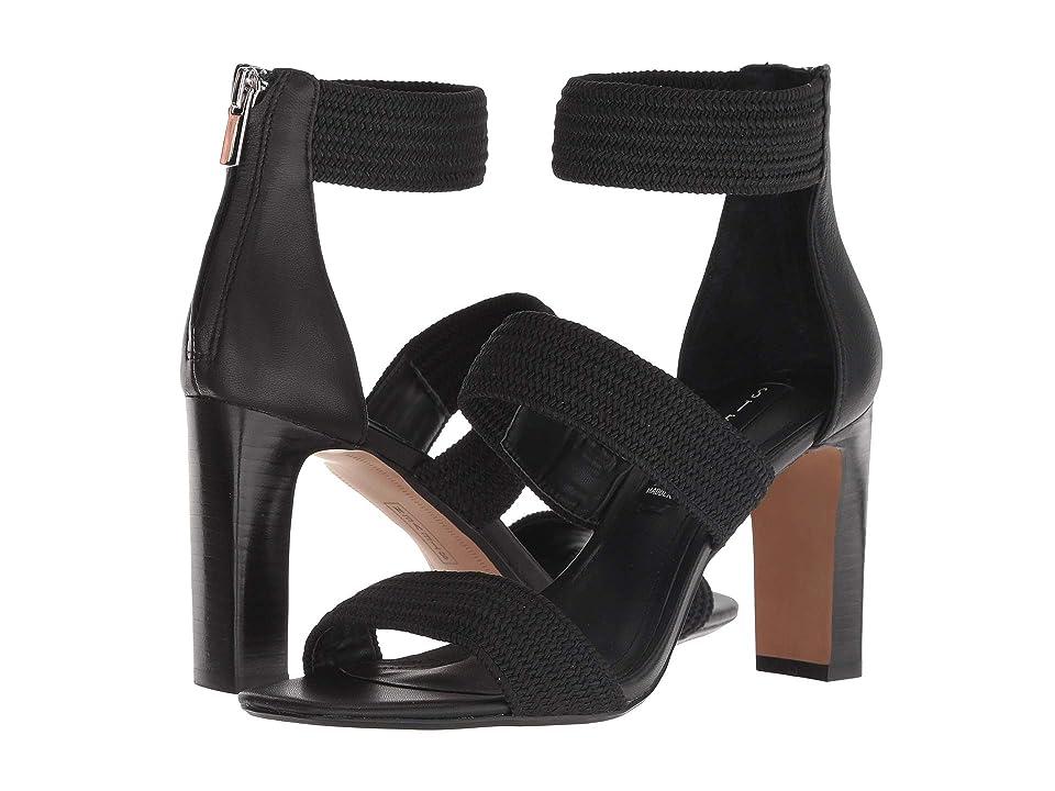 Steven Jelly (Black Multi) High Heels