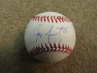 Jeff Samardzija Autographed Signed MLB Rawlings Baseball PSA/Dna Coa - Authentic Memorabilia