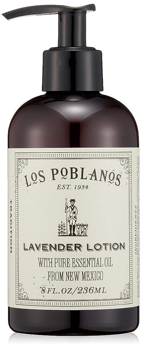 薬用影響を受けやすいですモーターLOS POBLANOS(ロス ポブラノス) ハンド&ボディローション 236mL