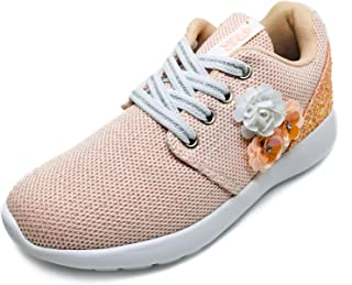 US Warehouse and Support Primigi Girls Leather Sneakers PSN 23710 Leather and Suede with Crystals Sneakers for Girls Imported from Italy