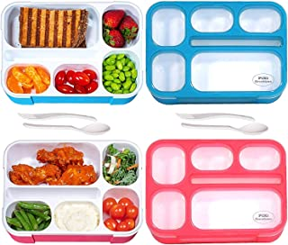 Leakproof Insulated Bento Box Lunchbox Containers for Kids