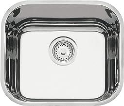 Tramontina 94050407 Cuba Lavínia em Aço Inox Polido, 40X34 cm, Prata