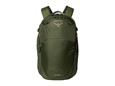 Osprey Apogee (Gopher Green) Backpack Bags