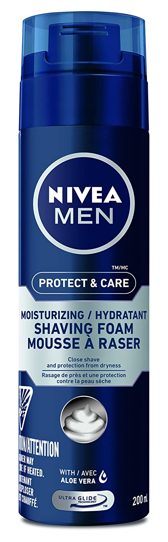 庭園傭兵苦難Nivea for Men Extra Moisture Shaving Foam - 200 ml