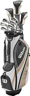 Wilson Luxe Golf Packageset Women's Right Hand