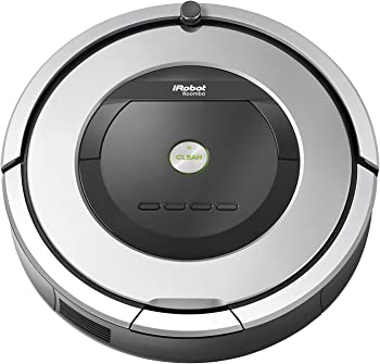 Renewed iRobot Roomba 860 Robotic Vacuum