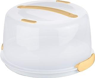 comprar comparacion Tescoma 630840 Bandeja REFRIGERADA con Tapa 34CM Delicia, De plástico, Blanco