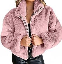 Dames herfst en winter konijnenbont imitatie bont rits vest pluche dikke warme jas