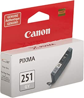 Canon CLI-251 Gray Ink, Compatible to MG6320, MG7120, iP8720, MG7520