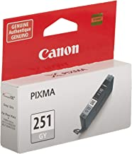 Canon CLI-251 Gray Ink, Compatible to MG6320, MG7120, iP8720, MG7520