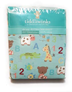 TIDDLIWINKS ABC 123 DIAPER STACKER