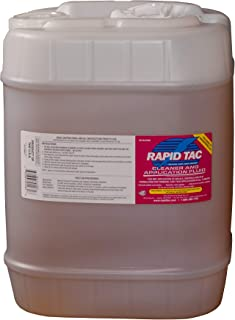 Rapid Tac Decal Application Fluid 5 Gallon Jug (640 Ounces) for Vinyl Wraps Autos Boats..
