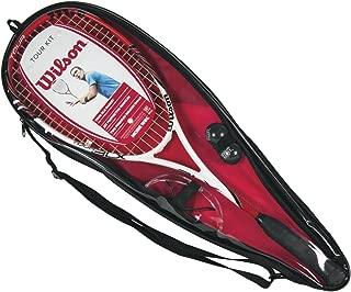 wilson tour blx squash racket