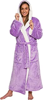 Best womens sherpa fleece robe Reviews