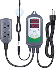 Inkbird ITC-308S Aquarium Heating and Cooling Dual Stage Temperature Controller..