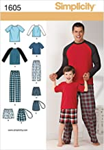 boys pajama pattern