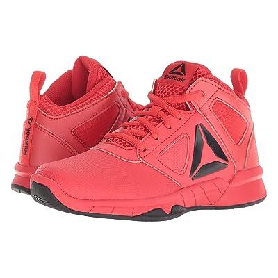 Reebok Kids Royal Dash N Drill Basketball (Little Kid/Big Kid) (Red/Black) Boys Shoes